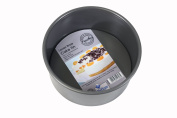 Prochef 15cm Teflon Deep Loose Base Cake Tin, Graphite