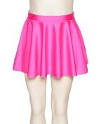 Girls Ladies Lycra Ballet Dance Circular Skirt By Katz Dancewear KDSK01