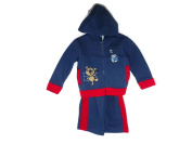 Baby Boy 'Let's Play Football' Tracksuit Colour Dark Blue