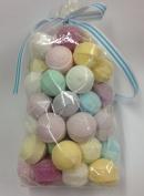Bath bomb chill pills contains 50