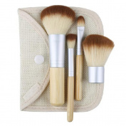 New Beauty Makeup Brush Set 4pcs Make up Brushes