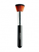 Studio 5 Flat Top Kabuki Brush - Add This Foundation Brush to Your Makeup Brush Kit or Set - Professional Grade Cosmetic Kabuki for Your Best Foundation - Works with Mineral Makeup, Liquids, Creams and Powders - Perfect for Gifts