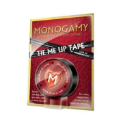Monogamy Tie Me Up Tape - Black Monogamy Tie Me Up Tape - Black