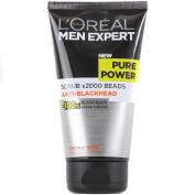 L'Oreal Men Expert Pure Power Scrub 150 ml