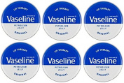 Vaseline Lip Therapy Petroleum Jelly 20g ORIGINAL x 6 Tins