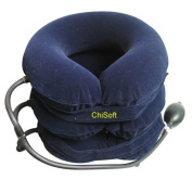 Neck Traction Device (CHISOFT®) - No1 Doctors Recommended IMPROVED Cervical Traction