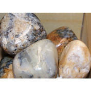 Gifts and Guidance Golden Merlinite Tumblestones