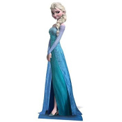 Official Disney Frozen Cardboard Cut Out Stand Up Standee - Elsa Only