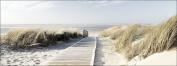 "Pro-Art gla392c Glass Art Wall Picture 30 x 80 cm ""Sea View III"""