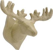 Decopatch Moose Trophy, Brown