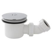 90mm Fast flow Slimline Shower Tray Waste Trap