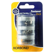 Korbond Fastener Pack, Silver