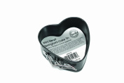 Prochef Mini Heart Shaped Spring Form Cake Tin, Graphite