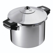 Kuhn Rikon Duromatic Inox Pressure Cooker With Side Grips (24 cm), 4.0 Litre
