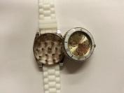DEAL Watch Grinder Wrist Watch Herb Grinder Megnetic Diamond Teeth Grinder