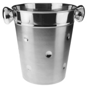 Apollo Stainless Steel Champagne Bucket 4ltr | Champagne Cooler, Wine Bucket