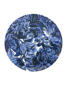 Lenox China Marchesa Couture Midnight Blue Accent Plate