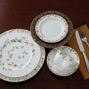 Lenox China Golden Bough Accent Plate