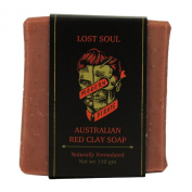 MODERN PIRATE Red Clay Face and Body Soap
