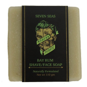 MODERN PIRATE Bay Rum Shave and Face Soap