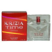 Women's Krizia Time by Krizia Eau de Toilette Spray - 50ml