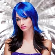 Fashion Wig - Blush Hannah, Blue Nite
