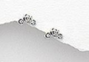 Bikes - Sterling Silver