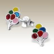 Balloons - Sterling Silver