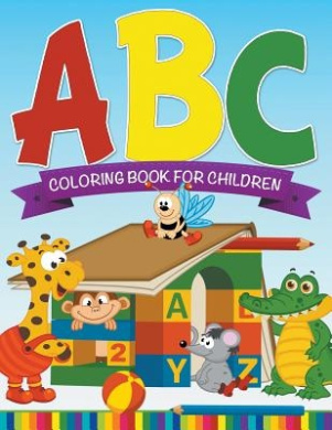 ABC Coloring Book for Children