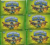 6 Pack Lot Skylanders Swap Force Cards