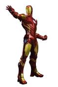Kotobukiya Iron Man Marvel Now Red Colour Variant - ARTFX+ Statue