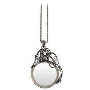 5x Pendant Magnifier with Necklace