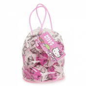 Hello Kitty Sports Tennis Pressureless Practise Balls (12-Pack), Pink