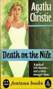 Agatha Christie Death on the Nile [Paperback]