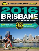 Brisbane Refidex Street Directory 2016 60th ed