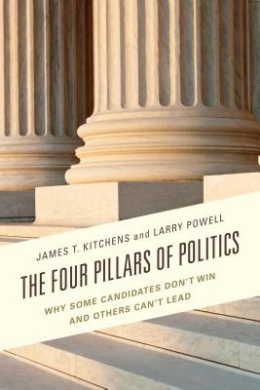 The Four Pillars of Politics: Why Some Candidates Don't Win and Others Can't Lead (Lexington Studies in Political Communication)