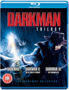 Darkman/Darkman 2/Darkman 3 [Region B] [Blu-ray]
