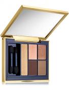 Pure Color Envy Sculpting Eyeshadow 5 Color Palette - 05 Fiery Saffron, 7g/0.24oz