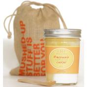 Double Moisturizer - Honeysuckle Blood Orange Custard, 207ml/7oz