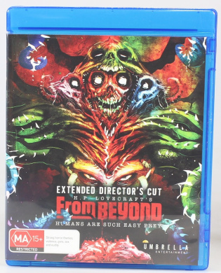 From Beyond [Region B] [Blu-ray] (Extended Director's Cut)