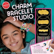 Gold Charm Bracelet Studio