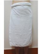 Amatahouse Aro Luxury Home Hotel Resort & Spa Towel White Bath Towels 80cm x 150cm , 100% Genuine Cotton