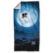 Moon -- E.T. - The Extra Terrestrial -- Beach Towel