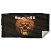 Movie Poster -- Halloween II -- Beach Towel