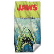 Attack -- Jaws -- Beach Towel