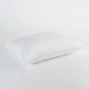 Extra Soft Hypoallergenic Feather Pillow - Jumbo Size 50cm x 70cm - Made In The USA