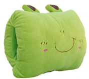 TheWin Plush Hand Warmer Cartoon Pillow Frog