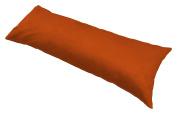 Multiple Colours - 50cm X 140cm Classic Microsuede Body Pillowcase
