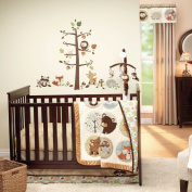 Friends Collection 4 Piece Baby Crib Bedding Set by Carter's