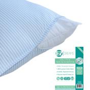 EZ Dreams Travel Size 100% Cotton Pillow Protector
